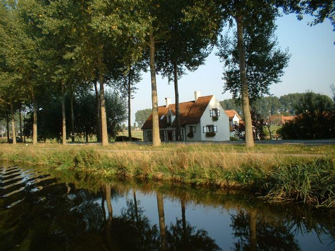 Canale Damme-Bruges