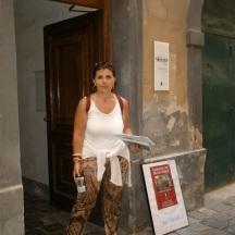 Vienna 009_Anto alla casa di Mozart